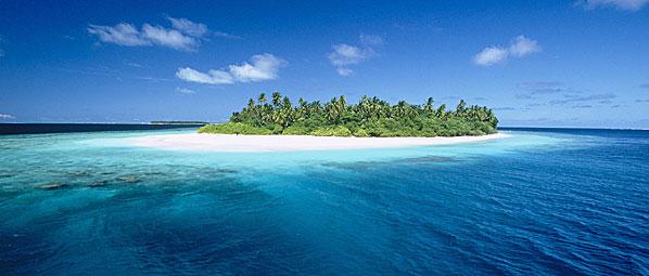 The magnificent Maldives