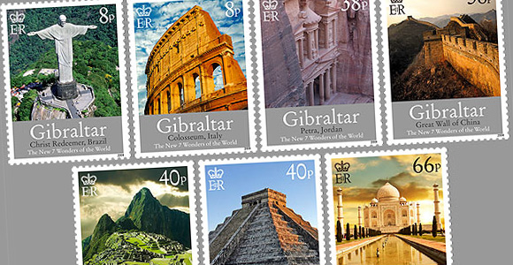 Many countries have dedicated special stamp editions to the the first worldwide democratic exercise in mankind's history.