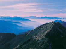 Magical mountain: Yushan
