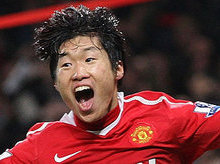 Park Ji-sung of Manchester United has been appointed as an honorary ambassador for the National Commission for Jeju New7Wonders of Nature.