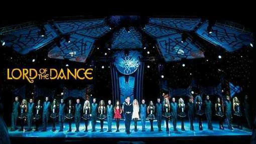 Lord of the Dance is a foot-tapping extravaganza.