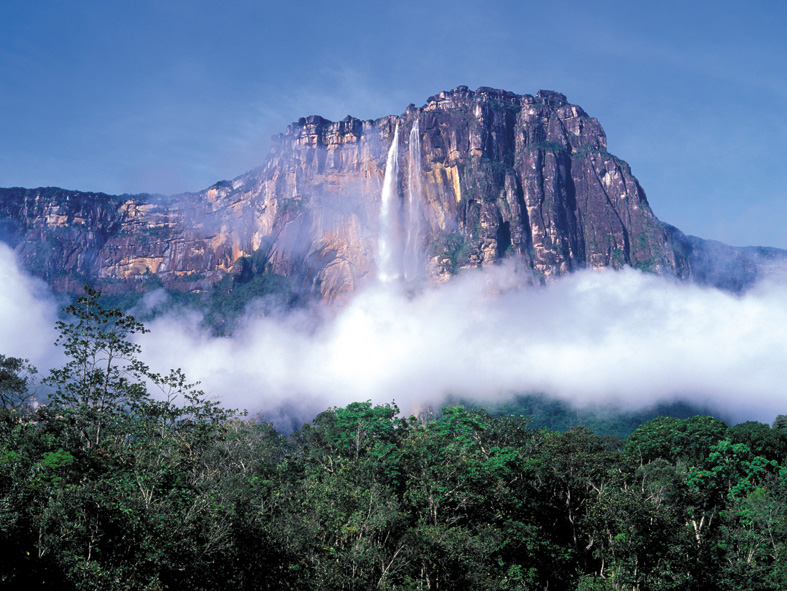 The splendid spectacle that is Angel Falls (Salto Ángel)