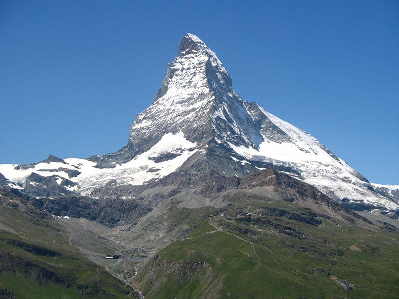 Matterhorn/Cervino: majestic mountain