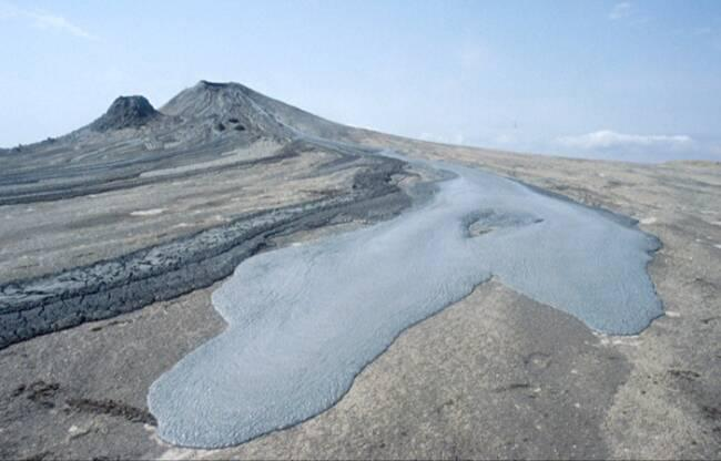 The wonderful world of volcanic mud