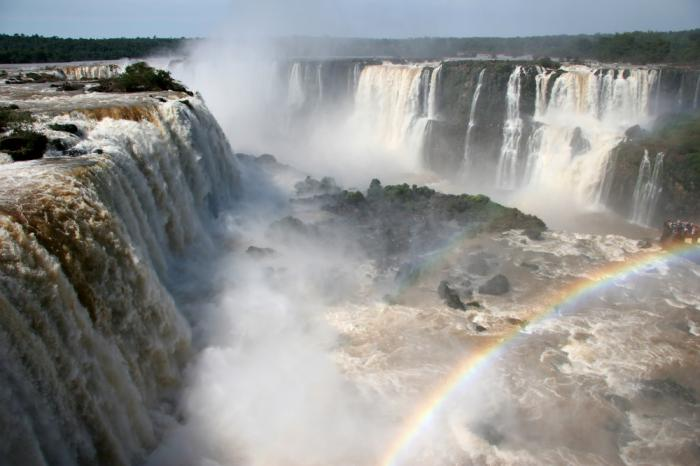 """Iguazú is vast, wild and beautiful but it is also dangerous."""