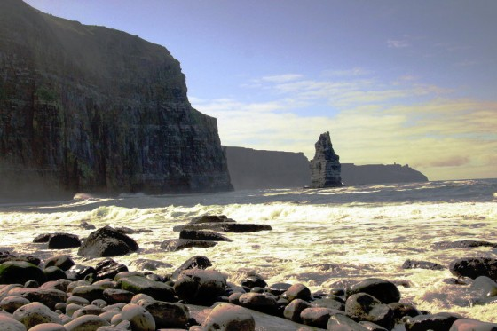 The Cliffs of Moher will act as backdrop for Astérix and Obélix: God Save Britannia