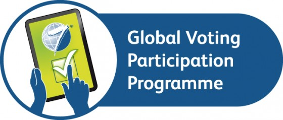 The Global Voting Participation Programme, designed to promote online empowerment around the world