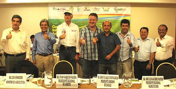 Consejo Interregional Amazónico summit