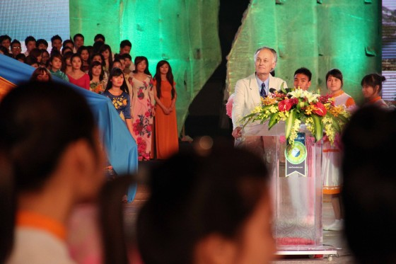 For Bernard Weber, Founder-President of New7Wonders, the Official Inauguration ceremonies in Hanoi and Halong City were a confirmation of the success of his global vision.