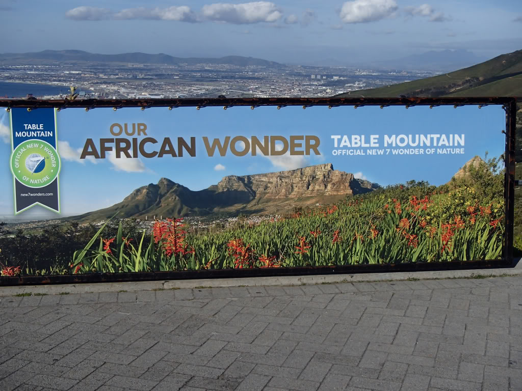 """""""We planned a 30-day African trip that took us through 7 countries stating with Kenya ending in South Africa, where we took a trip to Cape Town and climbed Table Mountain."""""""