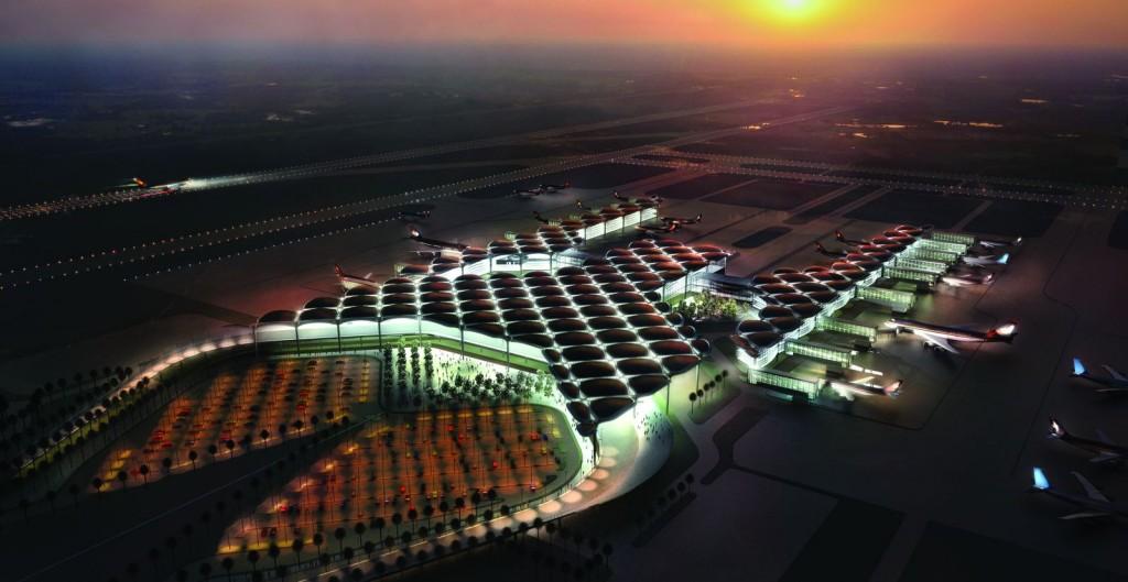 Gateway to Petra: Queen Alia International Airport, Amman, Jordan.