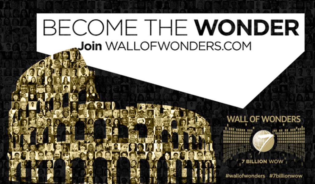 Wall of Wonders
