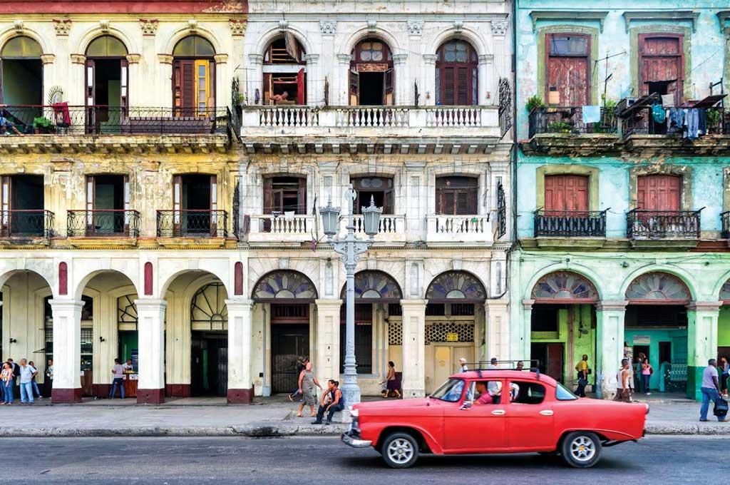 La Habana, Cuba, one of the New7Wonders Cities