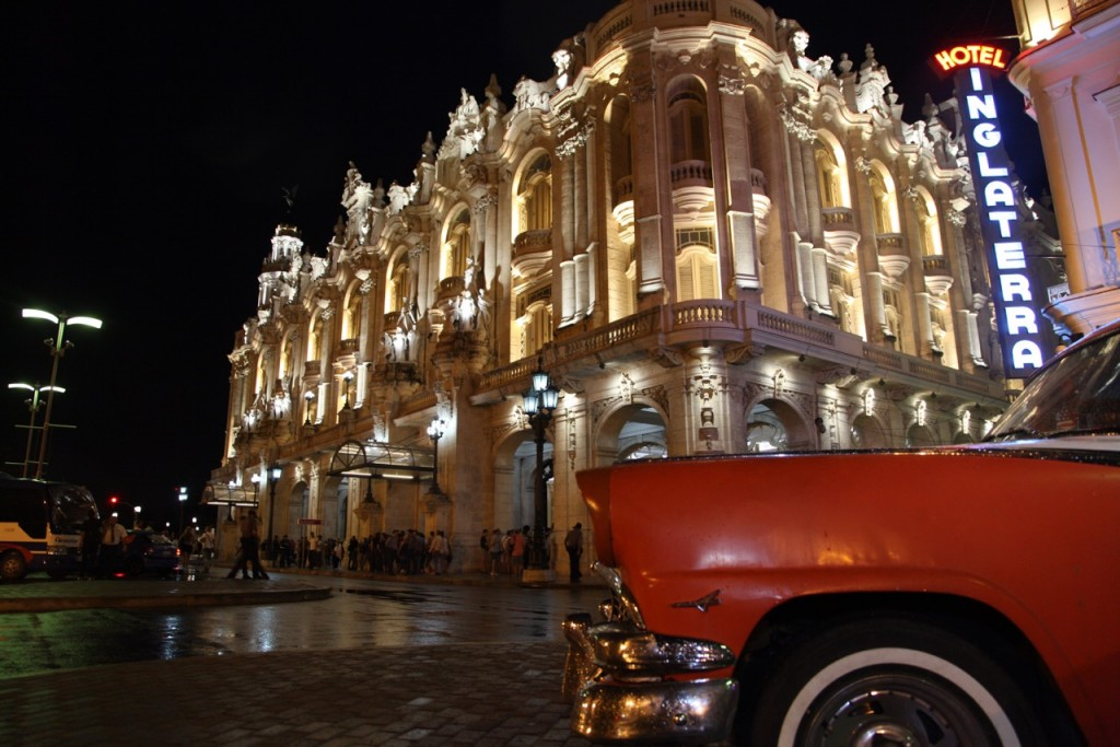 The capital of Cuba capital has become the place to be seen for celebrities and VIPs. Now, Havana is officially a New7Wonders City. Photo: Philipp Wellmer