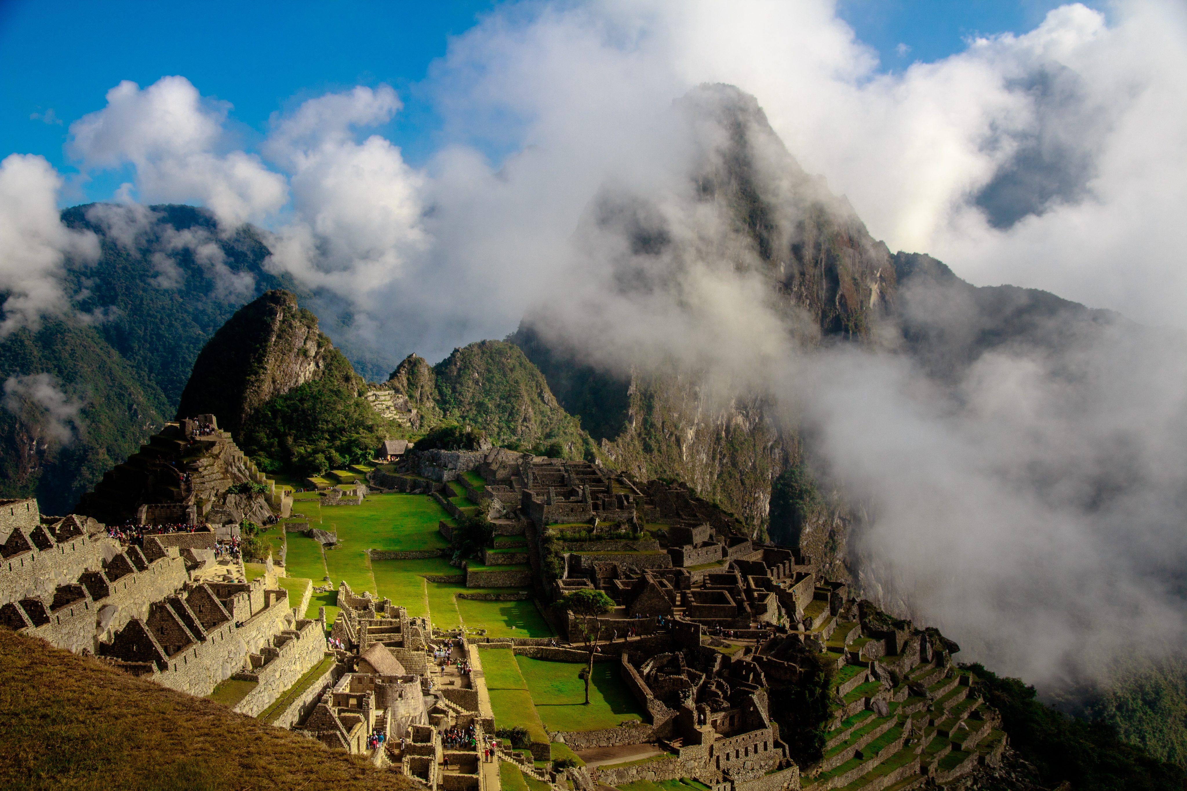 Machu Picchu NewWonders Of The World - 10 little known cool facts about machu picchu