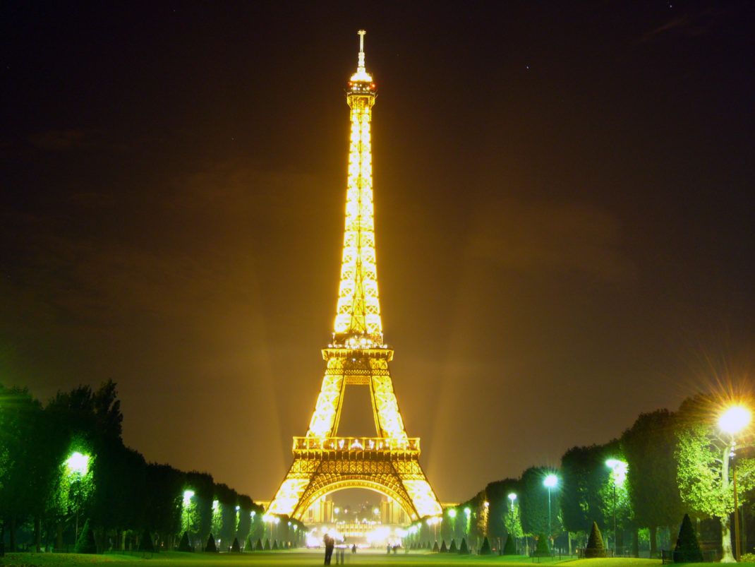 Eiffel Tower | New7Wonders of the World