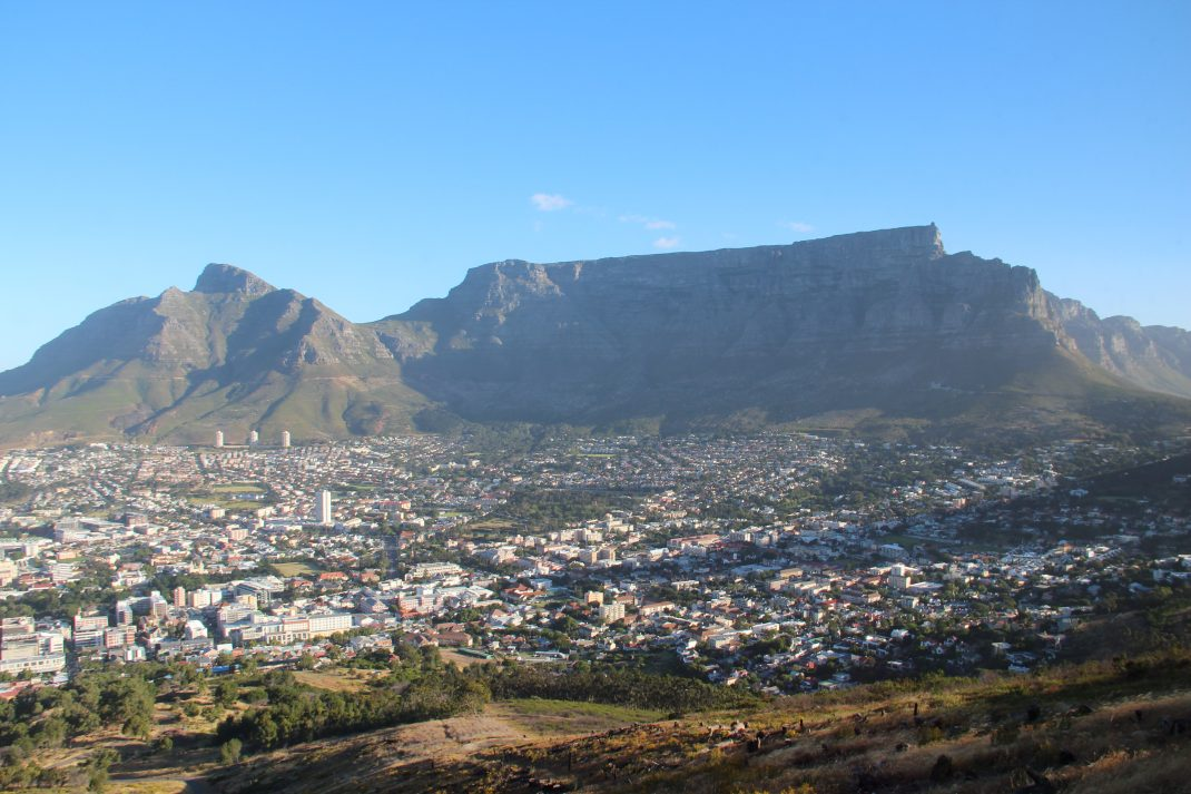 Table Mountain Of Table Mountain New7wonders Of Nature