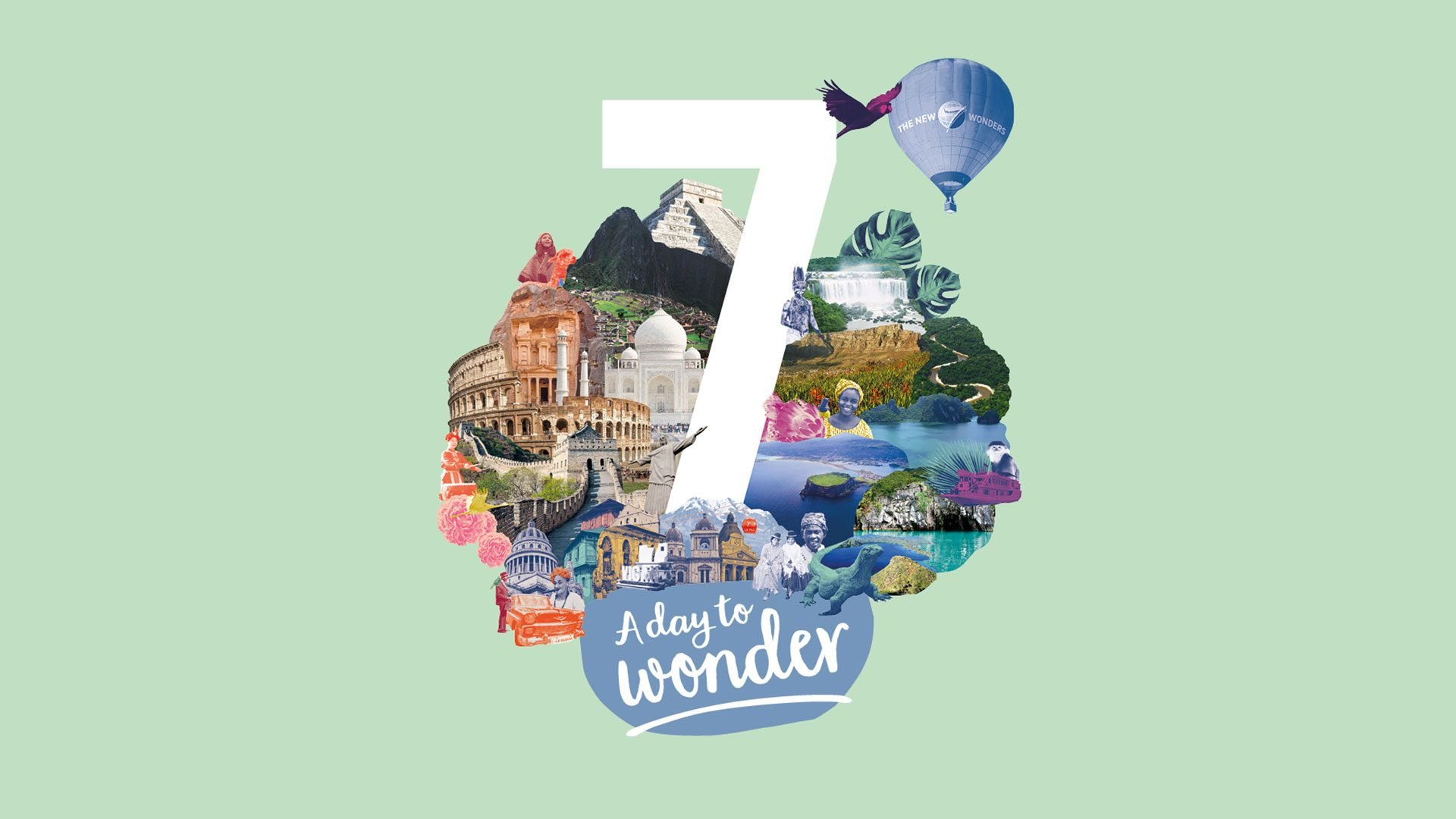 The Event Honours 21 Iconic Wonders Chosen By Hundreds Of Millions Votes